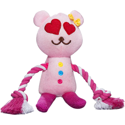 Lovelly Creations Lovelly Doll Series - Girl Dog Toy