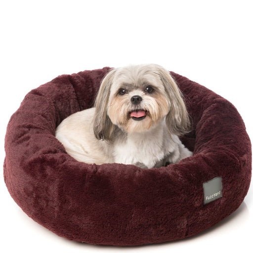 <b>10% OFF:</b> FuzzYard Eskimo Merlot Pet Bed