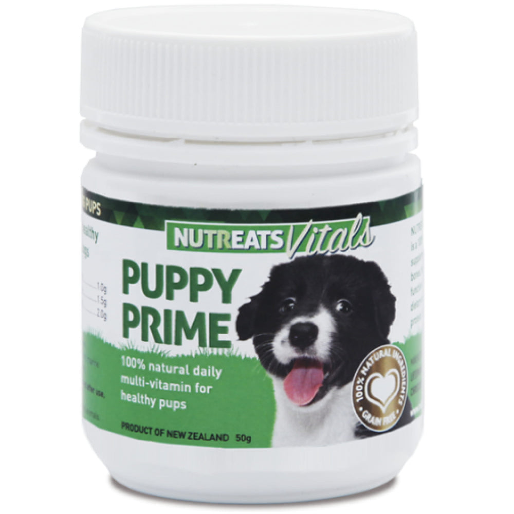 Nutreats Vitals Puppy Prime Feed Supplement