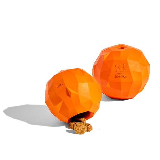<b>10% OFF:</b> Zee Dog Super Orange Dog Toy