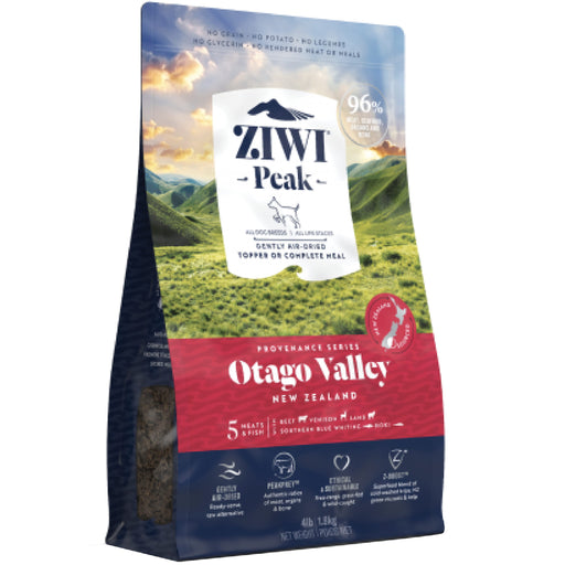 [PAWSOME] <b>20% OFF:</b> Ziwi Peak Provenance Air Dried Otago Valley Recipe Dry Dog Food