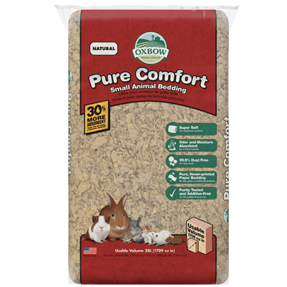 <b>5% OFF:</b> Oxbow Pure Comfort Natural Bedding For Small Animals