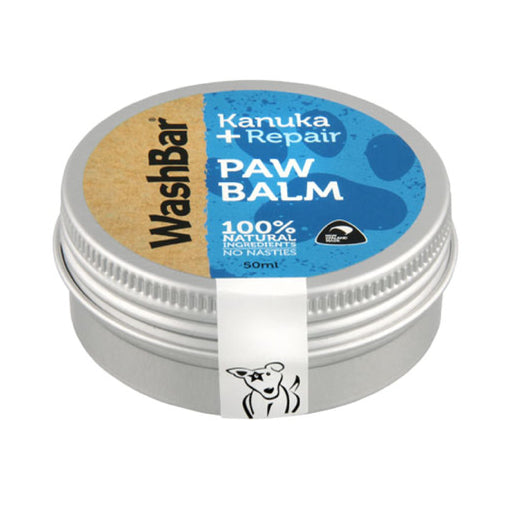 <b>15% OFF:</b> WashBar Paw Balm