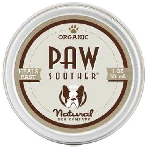 Natural Dog Company Organic Paw Soother® Tin