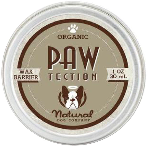Natural Dog Company Organic PawTection Tin