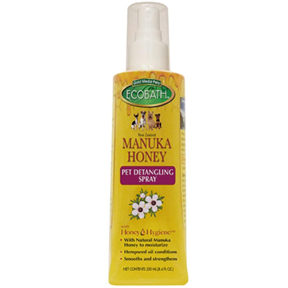 <b>15% OFF:</b> EcoBath Manuka Honey Detangling Spray