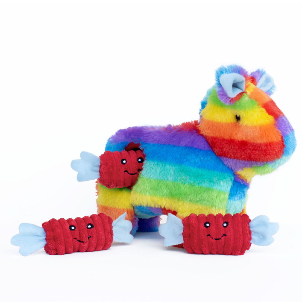ZippyPaws Zippy Burrow Piñata Toy