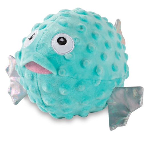 Fringe Studio Puffer Fish Dog Toy