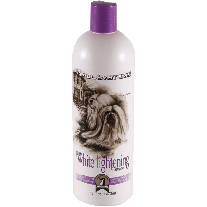 #1 All Systems Professional Pure White Lightening Shampoo