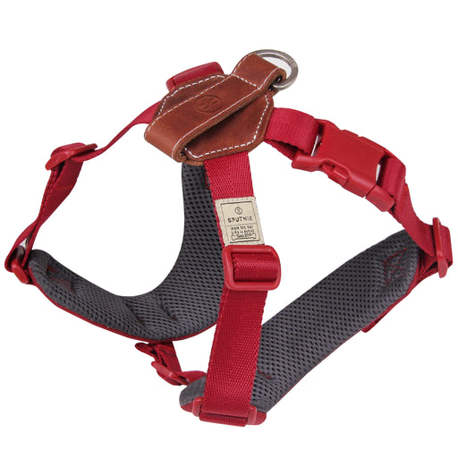 Sputnik Explore Comfort Red Dog Harness
