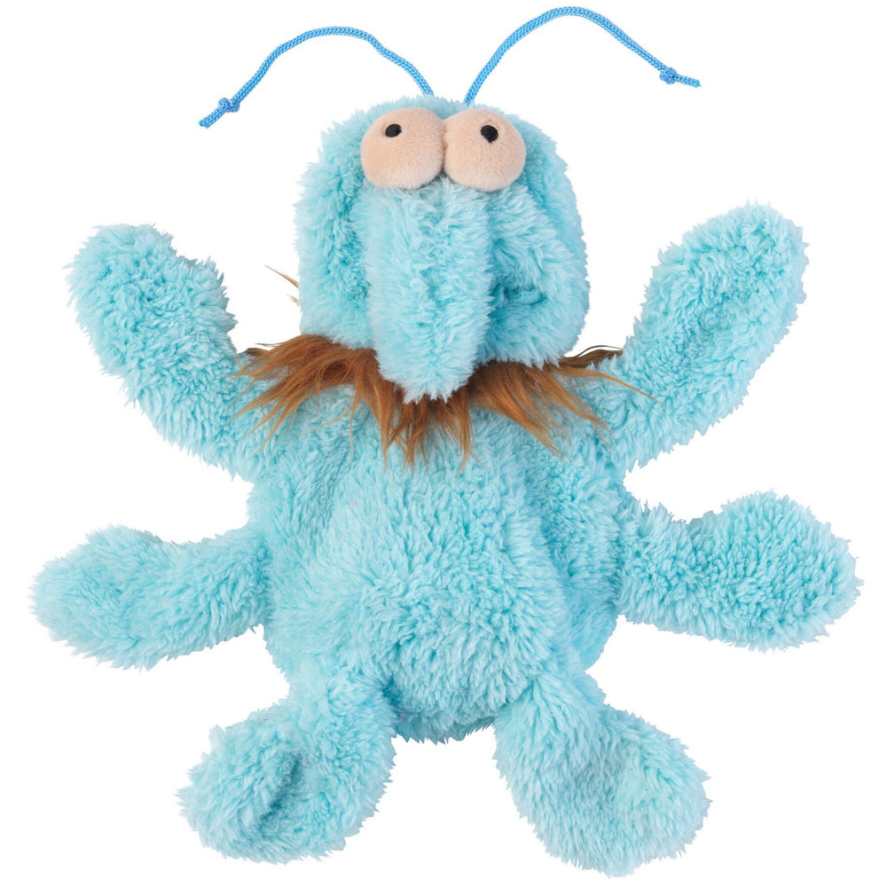 <b>15% OFF:</b> FuzzYard Flat Out Nasties Toy - Scratchmo the Flea