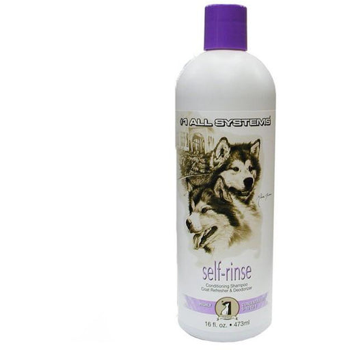 #1 All Systems Self-Rinse Conditioning Shampoo & Coat Refresher