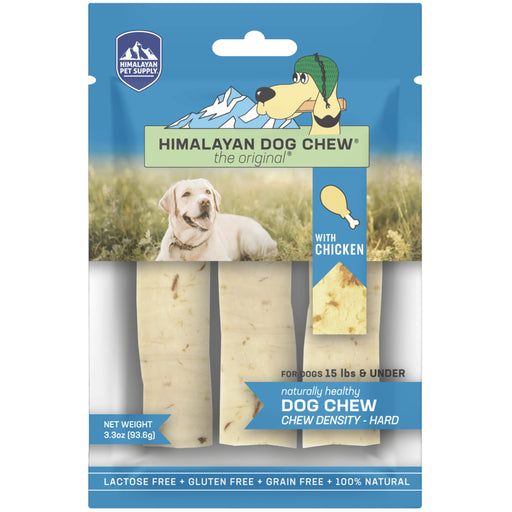 Himalayan Pet Supply Chicken Small Dog Chew