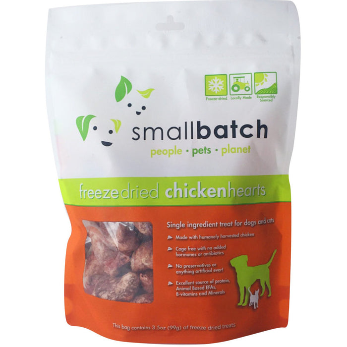 <b>30% OFF:</b> Small Batch Freeze Dried Chicken Hearts