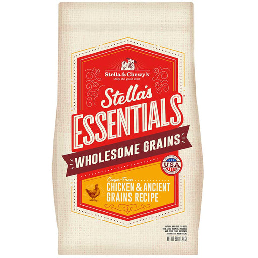 [PAWSOME] <b>$33/$112:</b> Stella & Chewy Stella's Essentials Wholesome Grains Cage-Free Chicken & Ancient Grains Recipe Dry Dog Food