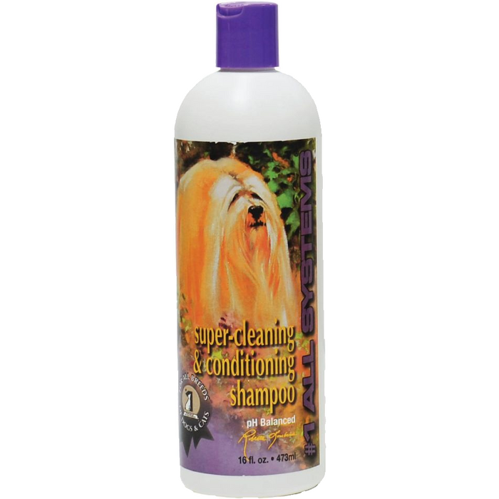 #1 All Systems Super Cleaning Shampoo