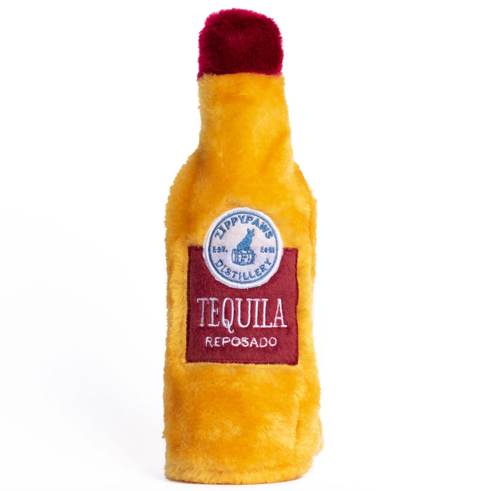 ZippyPaws Happy Hour Crusherz Tequila Toy