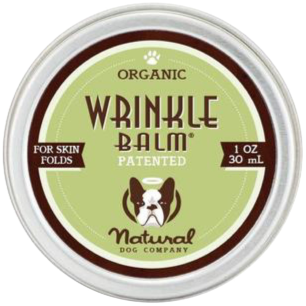 Natural Dog Company Organic Wrinkle Balm® Tin