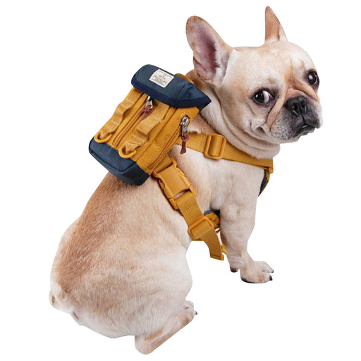 Sputnik Multi Function Yellow Poop Bag Dispenser/ Clean Bag