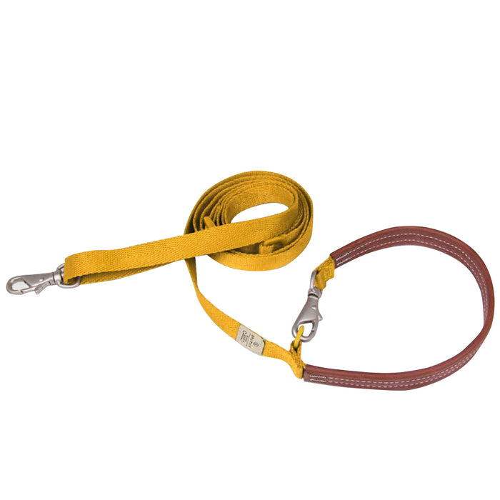 Sputnik Explore Yellow Dog Leash