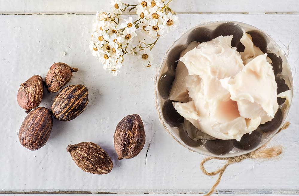 Repair your skin and hair with Shea butter