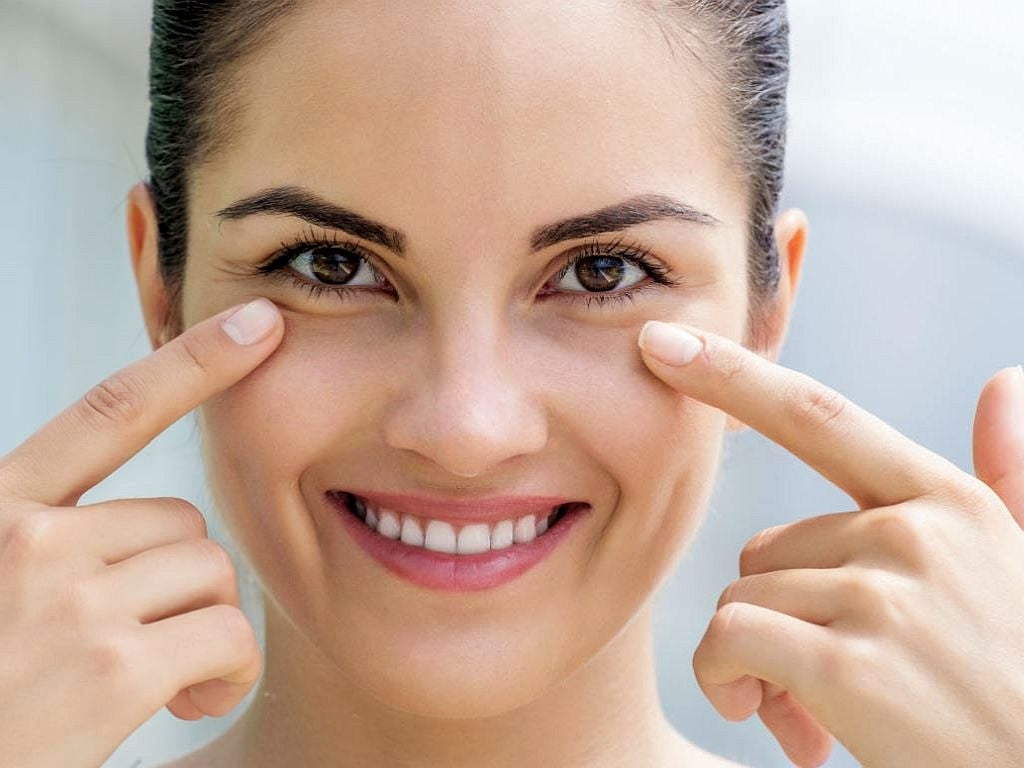 How to get rid of the dark circles?