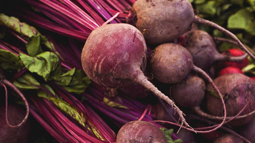 Beetroot can provide you a lot of beauty benefits