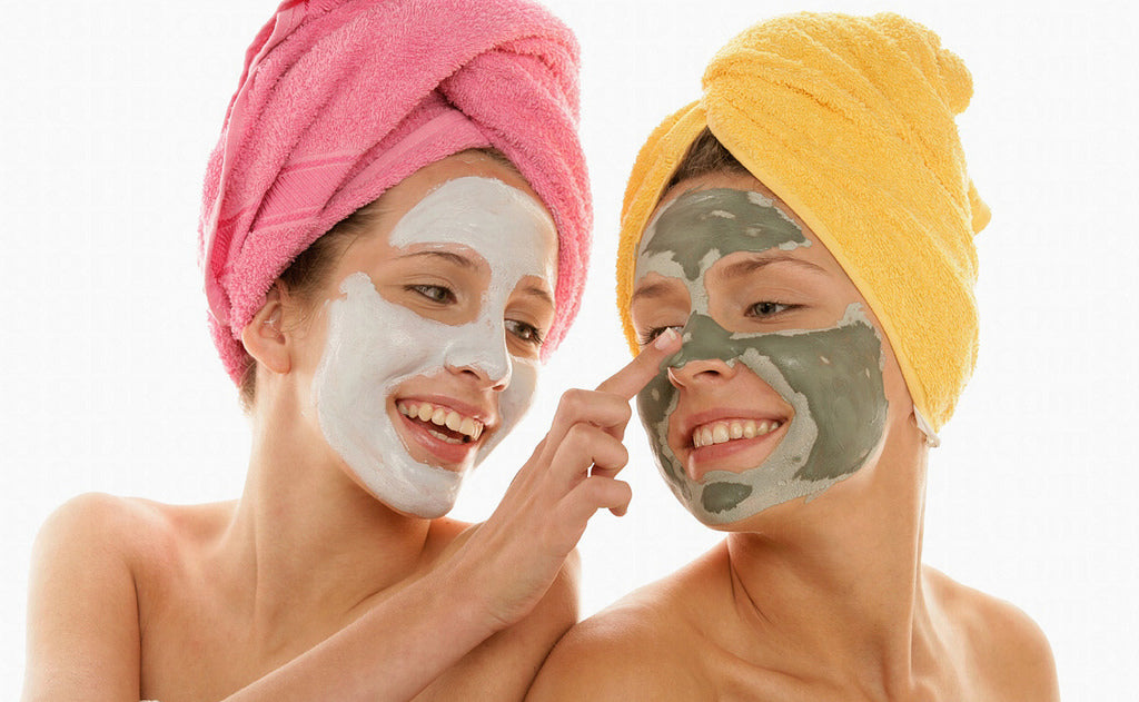 Homemade masks which renew the skin