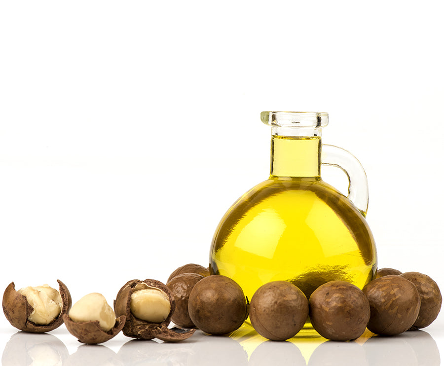The most precious of all, The Macadamia Nut Oil!