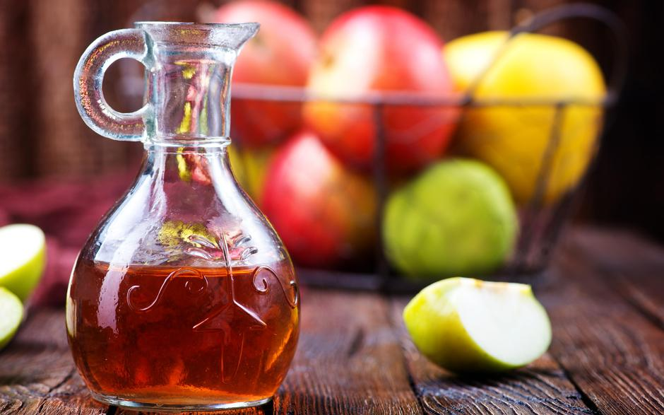 Few recipes with an apple cider vinegar