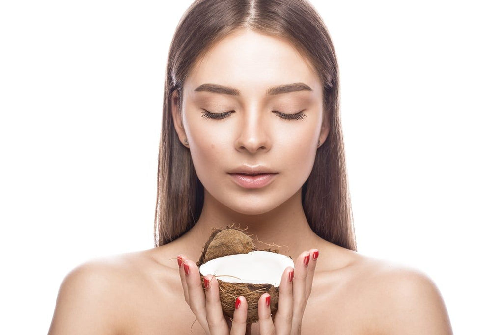 10 Coconut oil skin uses