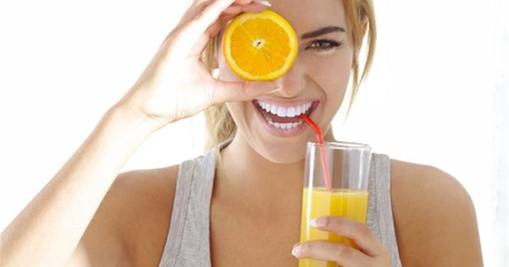 Juice your way to glowing skin!