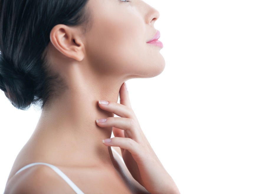 Natural remedies against the wrinkles on the neck