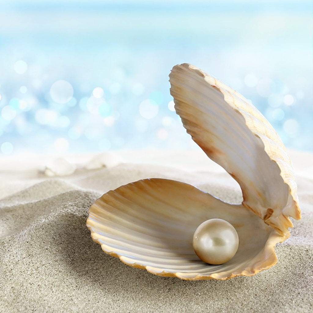 All of the properties of the pearls in cosmetics
