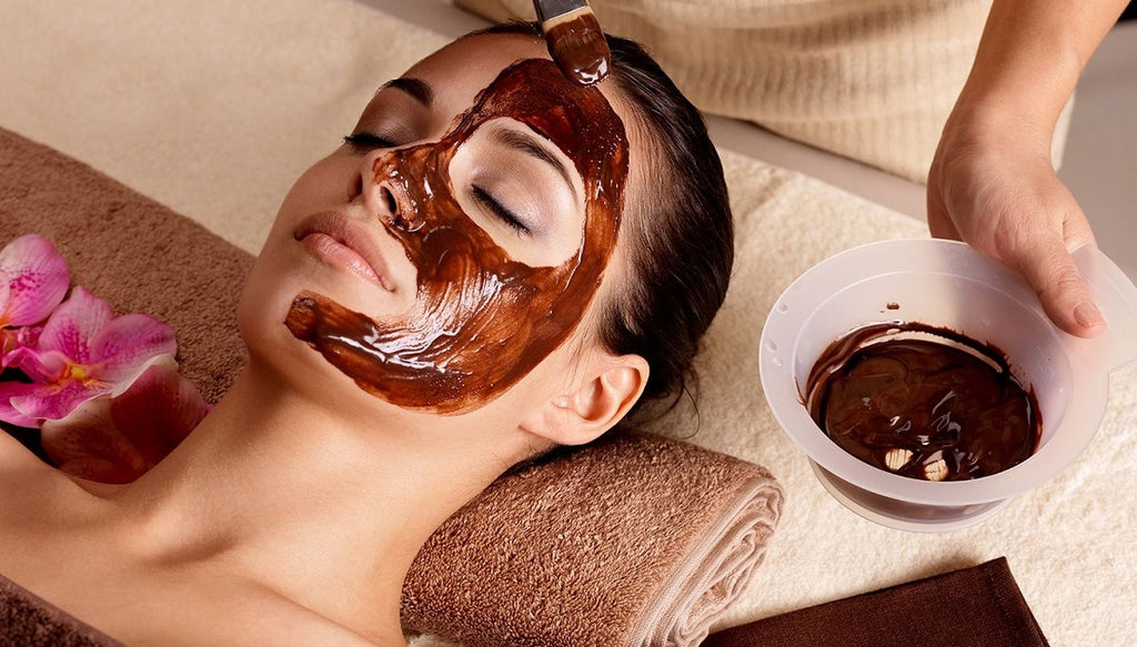 Set-up a chocolate date for your skin!