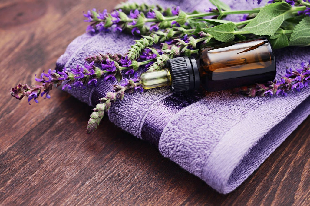 Soothe your skin with Sage Essential Oil