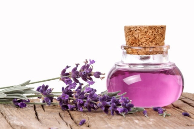 When in doubt, try lavender oil