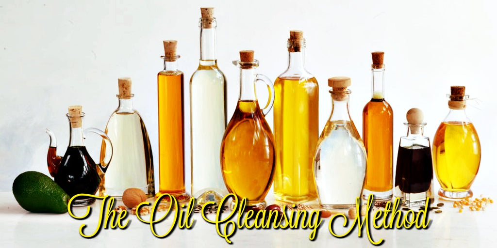 OCM-Oil Cleansing Method