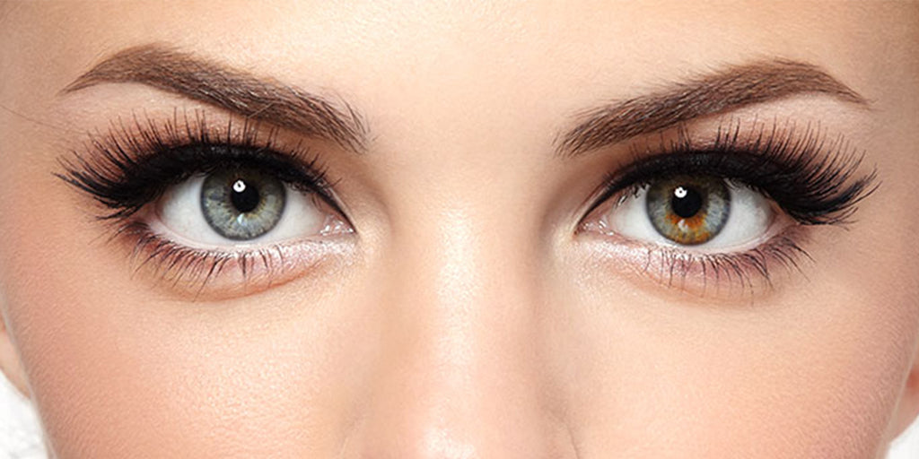 Make your eyes bigger and brighter with these simple tricks