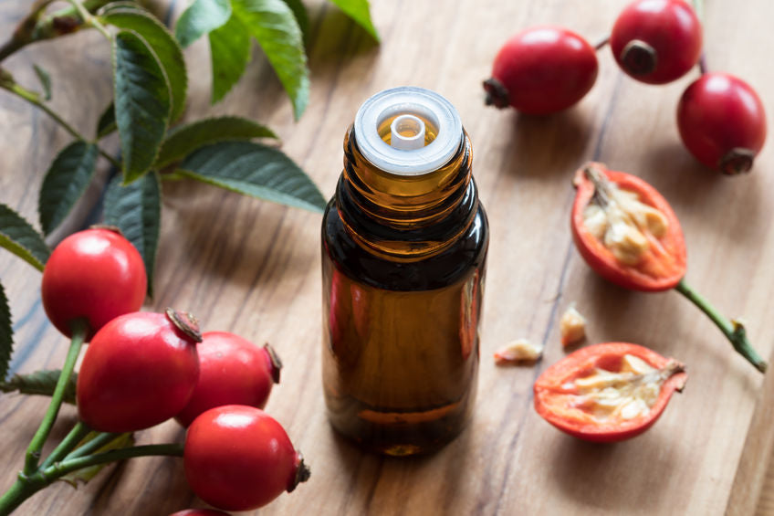 Rosehip seed oil - a great anti-ageing moisturizer
