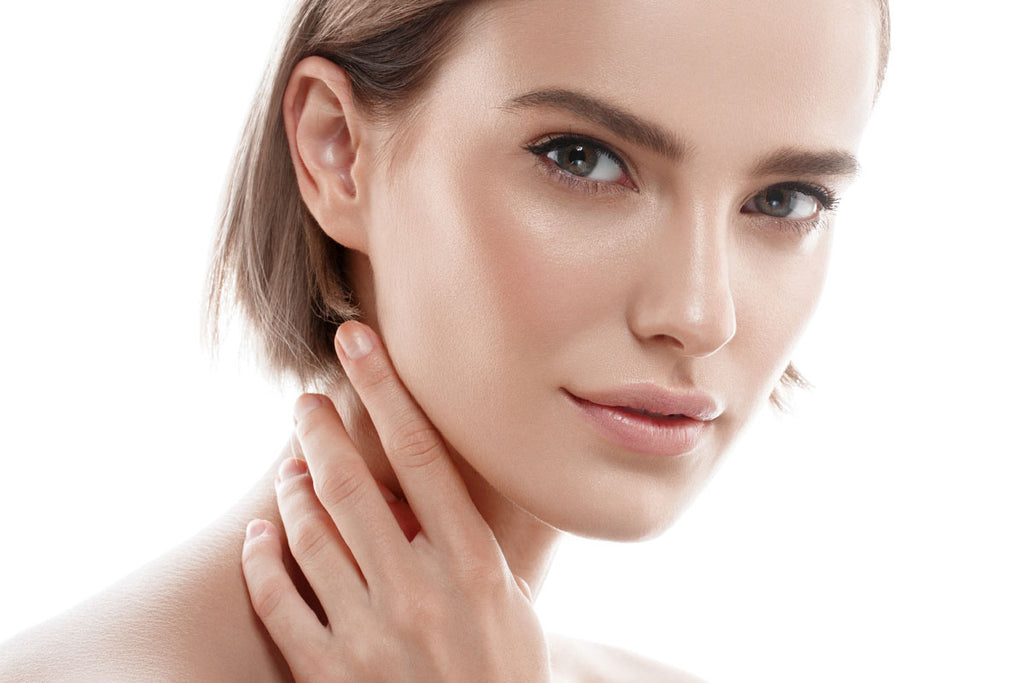 Amino acids for smooth and hydrated skin