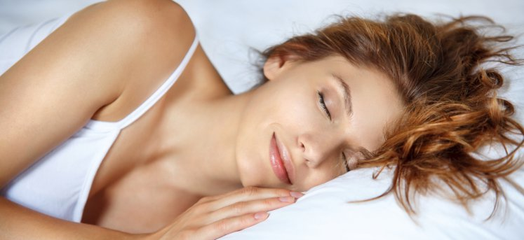 Beauty sleep for glowing skin!
