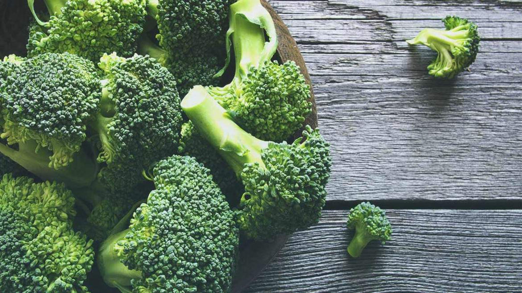 Broccoli seed oil - a great moisturizer with many anti-ageing properties
