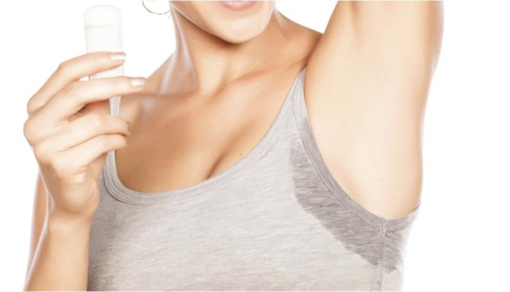 How to eliminate the bad underarm odor?