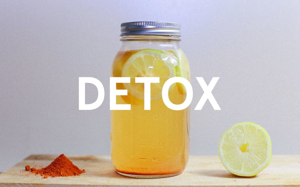 Rejuvenate your skin with homemade detox drink