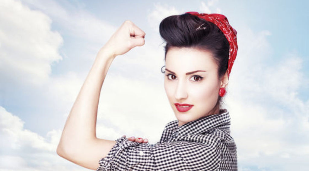 How to be a strong woman?