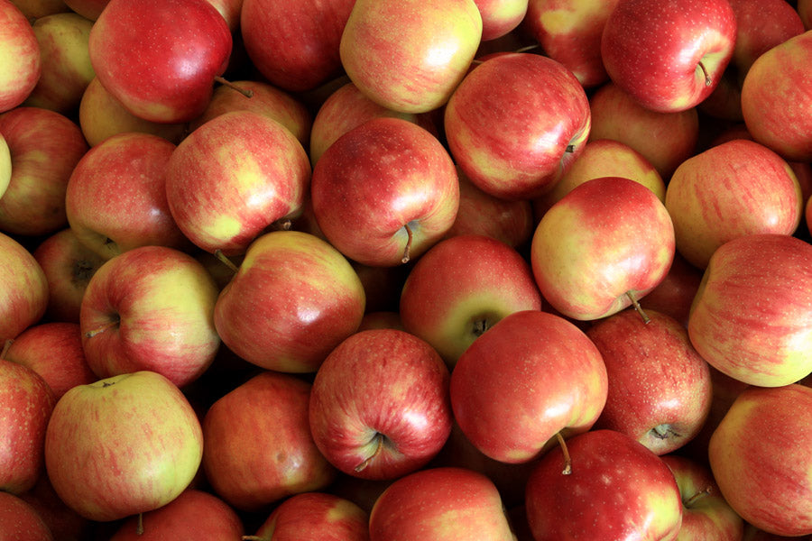 The benefits of the apple for the skin