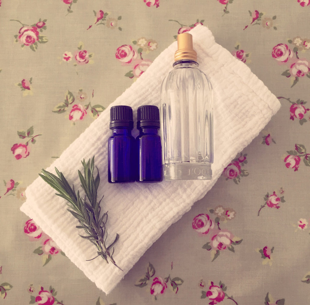 Make your own sleep spray