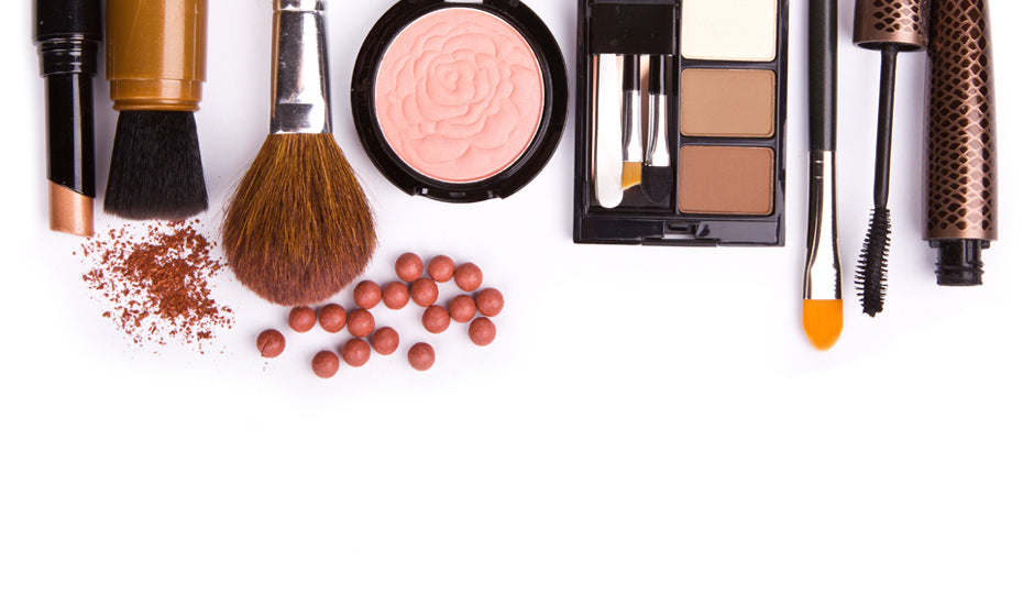 Every beauty care routine should begin with clean makeup