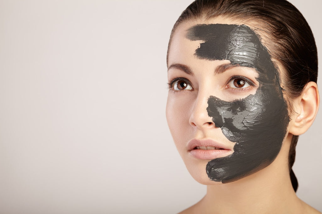 DIY your very own Charcoal face mask